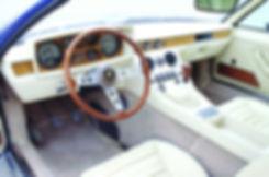 Intérieur Lamborghini Espada Serie 2 GTE