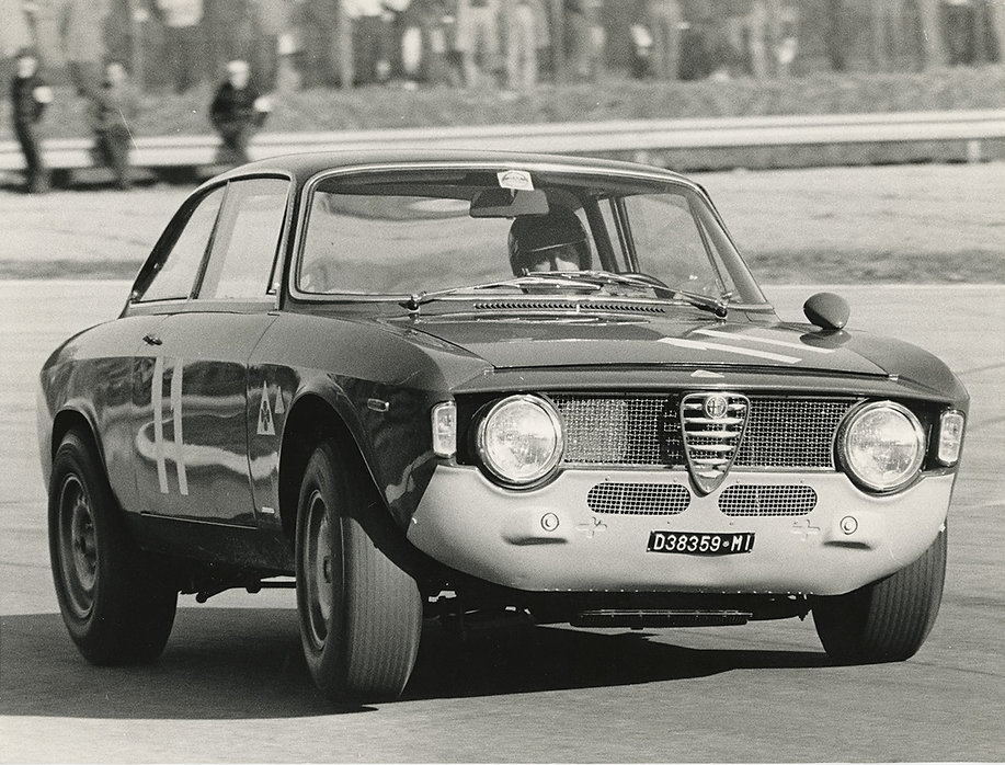 Alfa Romeo Sprint GTA Course