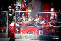 Ravitaillement Le Mans 2017