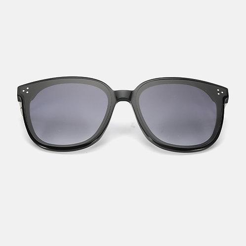 ACE Round Square Frame - Nylon Lens - Dark Gray