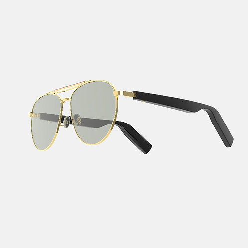 WGP TWS Smart Eyewear -Aviator Frame