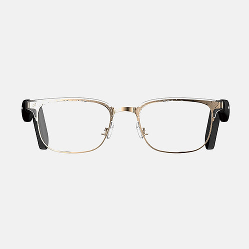 ACE+Steel Wayfarer Frame - Plano lens
