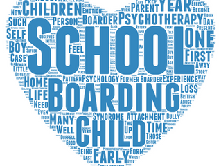 Lost for Words - Boarding School Syndrome