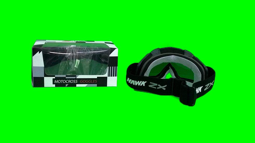 Hawk Motocross Goggles