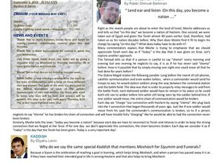 Doresh Newsletter #46