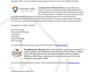 New Educational Opportunities