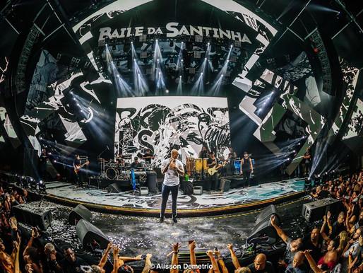 Léo Santana traz Baile da Santinha a Floripa