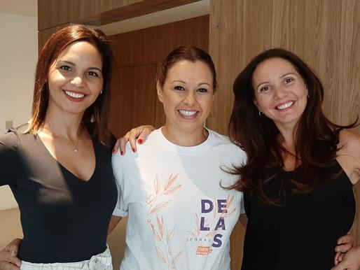 Empreendedoras de sucesso promovem talk gratuito em comemoração ao Mês da Mulher