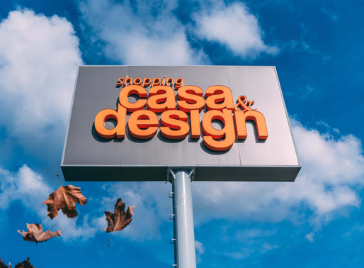 Primeiro shopping de arquitetura e decoração em Santa Catarina completa 19 anos