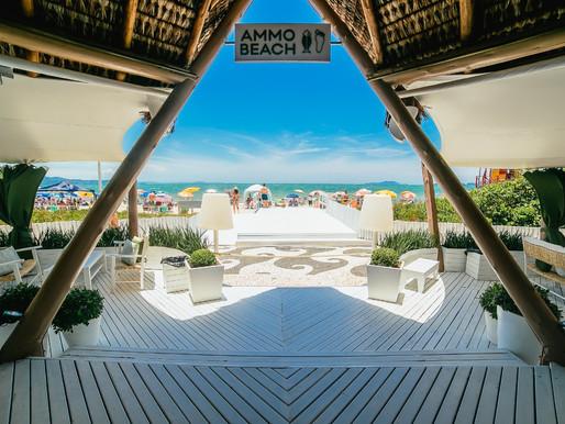 Ammo Beach reabre para temporada com novidades nesta sexta-feira