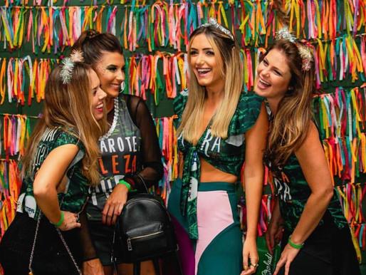 Camarote Que Beleza! agita a Passarela Nego Quirido no sábado de Carnaval 2020