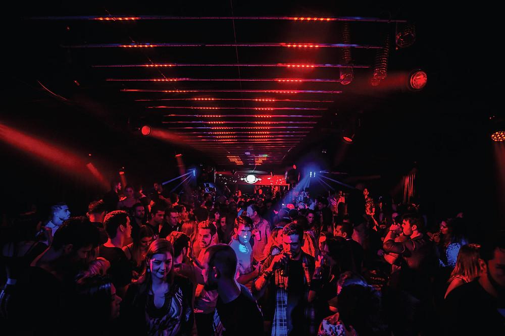 Festa Black&Gold - Crédito Caio Graça