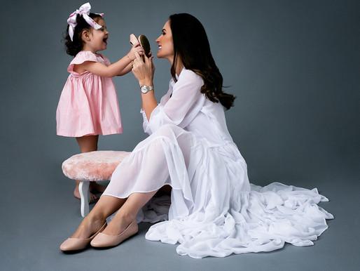 Manu Berger & Isabelle são as estrelas na capa da edição especial para o dia das Mães