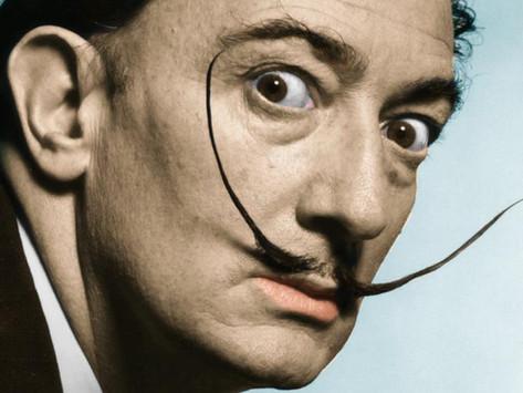 O pintor surrealista Salvador Dalí será o tema do Projeto Museus Virtuais deste sábado