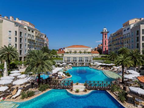 IL Campanario Villaggio Resort promove o Kids Winter, com 12 horas diárias de muita diversão