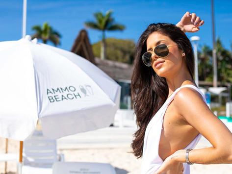 Ammo Beach reabre no sábado, 5 de setembro