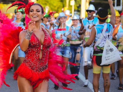 Veja as fotos do desfile 2019 da Imperadores de Jurerê