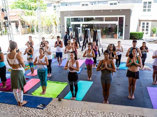 Jurerê Open Shopping encerra temporada com shows musicais, Boi de Mamão e aula de Yoga