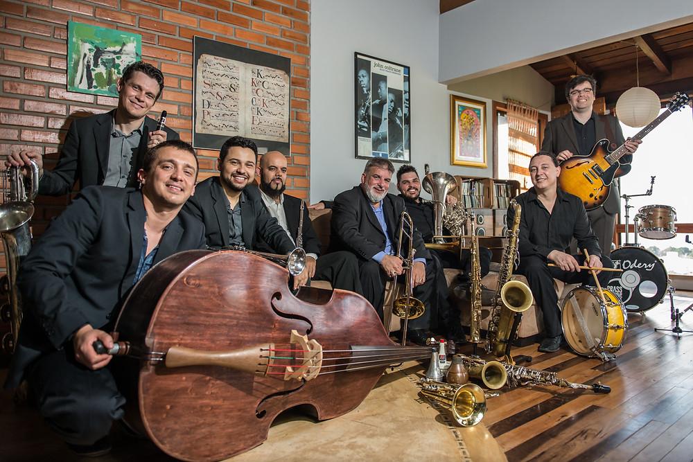 **Brass Groove Brasil 2  - Creditos Stivy Malty Photography