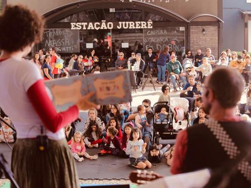Último fim de semana para curtir o Winter Fest em Jurerê Internacional