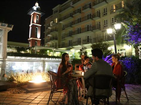 Restaurante Positano em Jurerê Internacional, terá cesta de piquenique e jantar romântico
