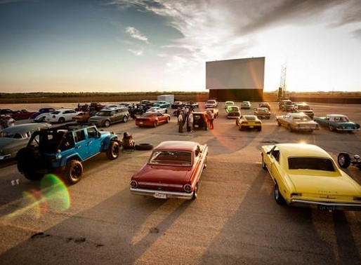 De volta ao passado: Drive-in será inaugurado no Music Park em Jurerê Internacional