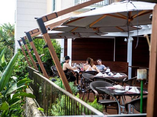 Restaurante Positano, em Jurerê Internacional, reabre ao público
