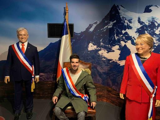 Museu de Cera Las Condes é a nova atração turística de Santiago