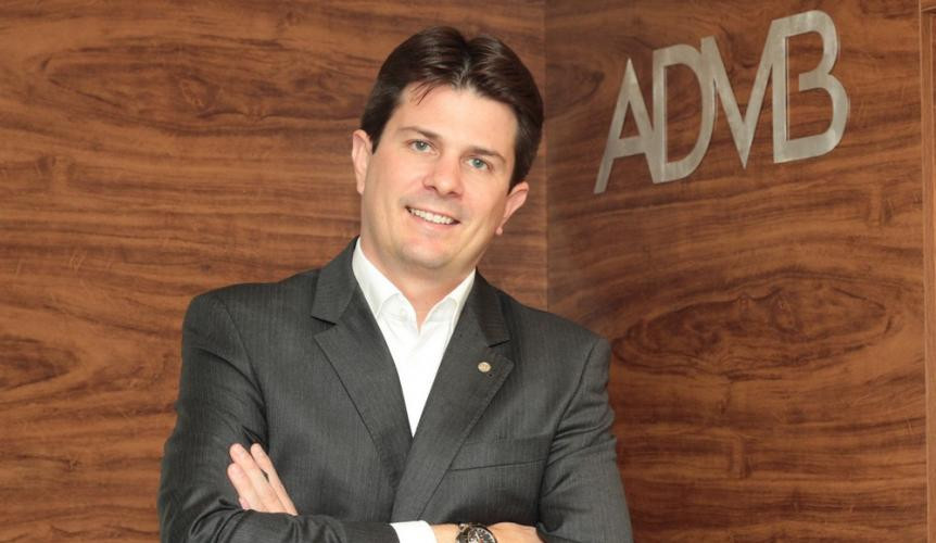 Carlos Amaral - vice-presidente do grupo SBT Santa Catarina