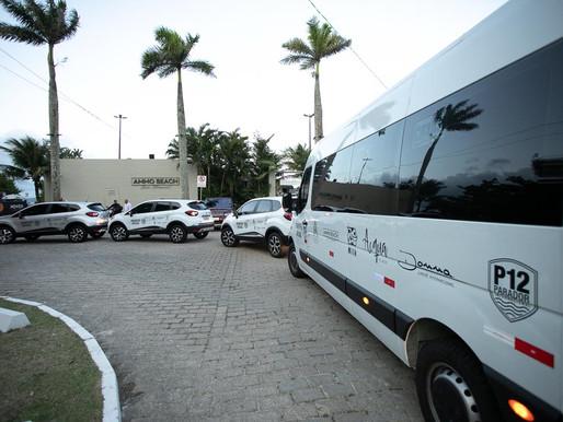 Grupo Novo Brasil disponibiliza transfer gratuito entre suas seis casas