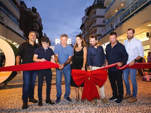 Veja como foi a inauguração da revitalização do Jurerê Open Shopping