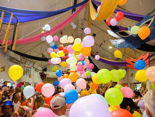 Imperadores de Jurerê fez participação especial no bailinho do JUSC