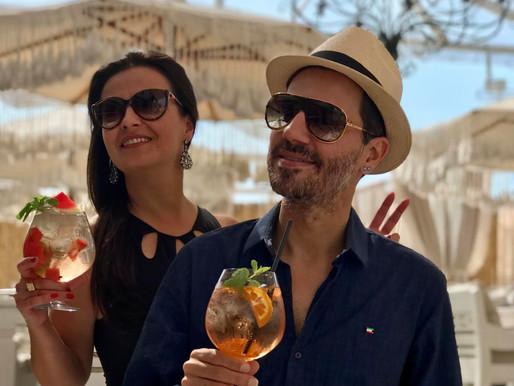 Drinks & Gastronomia no Café de la Musique