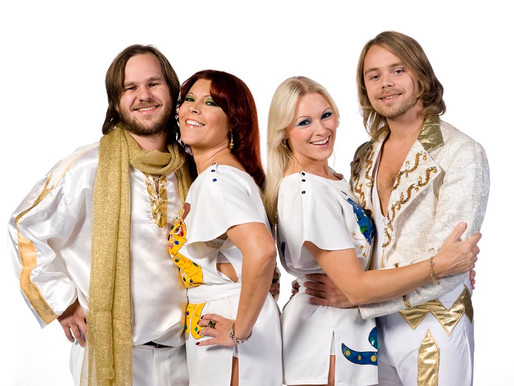 ABBA THE SHOW acontece dia 25 de abril no P12
