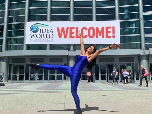 Dos Estados Unidos a China: Flow Barre Dance é destaque nos maiores eventos do Fitness mundial.