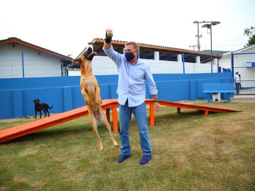 Com quase 6 mil metros quadrados, Florianópolis inaugura Centro de Atenção à Saúde Animal