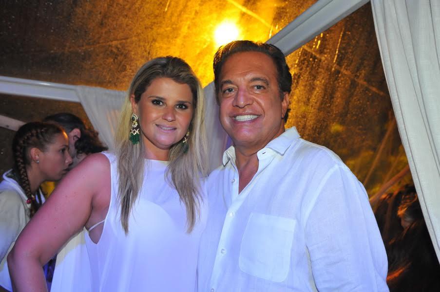 Helena e Claudio Pessutti - Foto: Cassiano de Souza