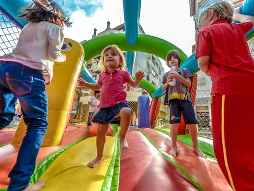 Semana das Crianças terá programação  especial de cinco dias em Jurerê Internacional