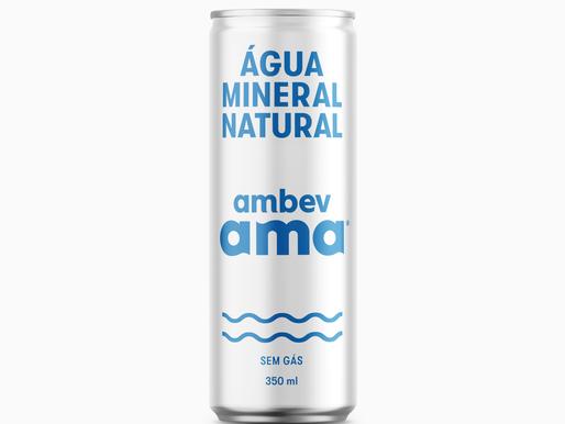 Ambev vai lançar a água mais sustentável do Brasil
