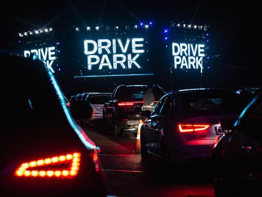 Confira as novidades na programação do Drive Park