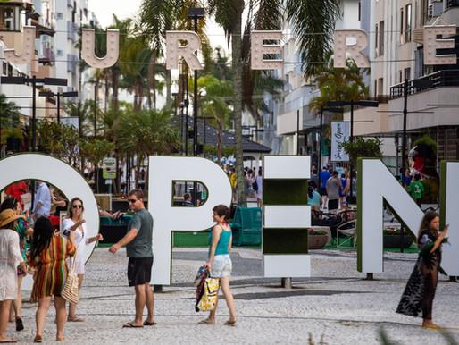 Inauguração da Revitalização do Open Shopping terá show de Gazu