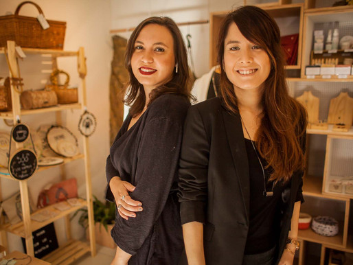 Mulheres empreendedoras movimentam o setor da moda em lojas colaborativas