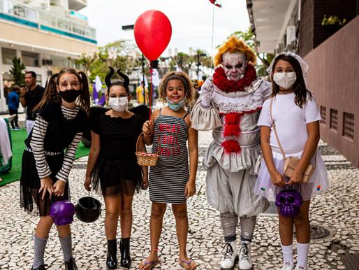 Dia das Crianças no Jurerê Open Shopping terá quatro dias de atrações, com o tema Halloween