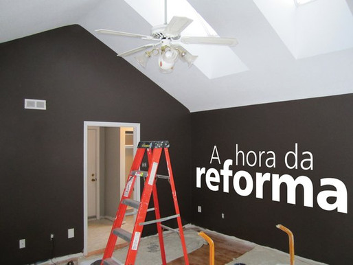 Confinamento gera aumento na procura por reformas residenciais