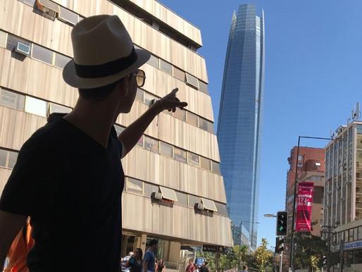 Viagem - Destino Santiago