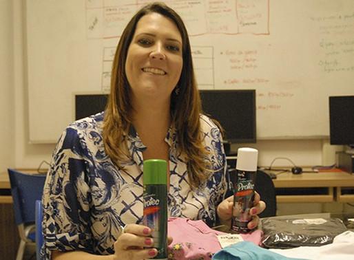 Cientista Formada na UFSC desenvolve produtos inovadores