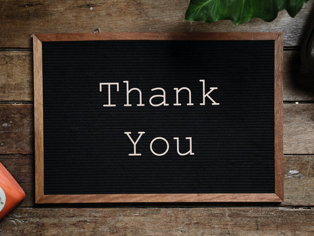 Gratitude, Careers, and You