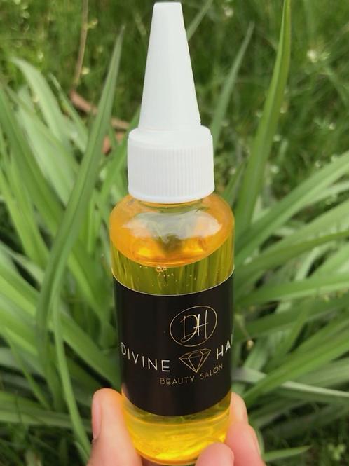 Divine Hair Growth Oil