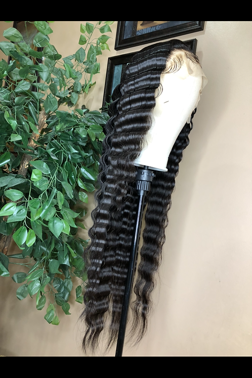 Virgin hair Frontal Wig 22-30 inches starting price