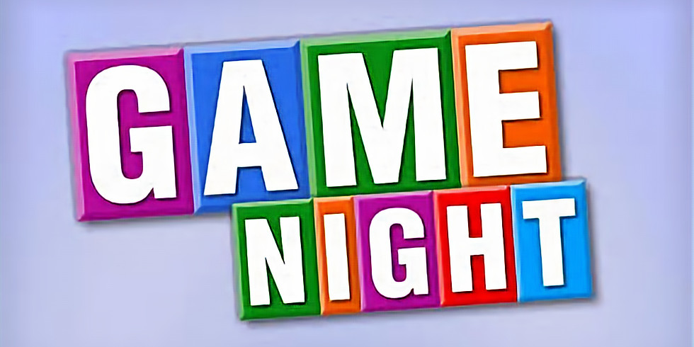 February Meet-up / Game Night